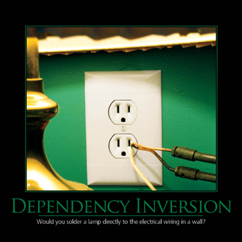 DIP - Dependency Inversion Principle - Device